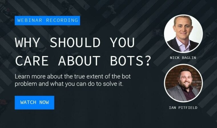 Why Should You Care About Bots?