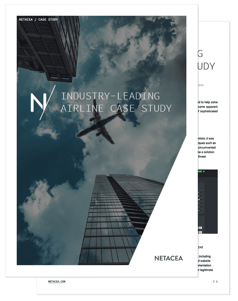 Netacea airline case study