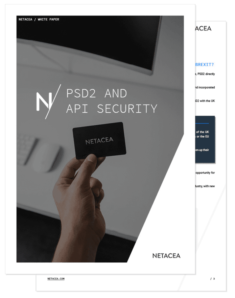 PSD2 & API Security